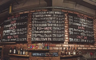 Small Bar - Cardiff