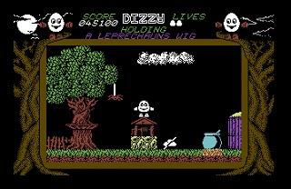 Dizzy - Commodore 64